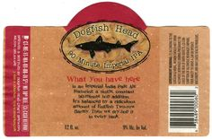 Dogfish Head - 90 Minute Imperial IPA