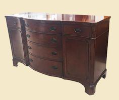Furniture Mahogany Bedroom Set Sold Style