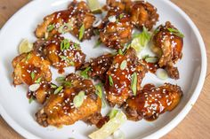 Pressure Cooker Teriyaki Chicken Wings - Quick and Easy Recipes - Healthy recipes Teriyaki Chicken Wings, Cooking Chicken Wings, Chicken Wing Recipes, Hip Pressure Cooking, Instant Pot Pressure Cooker, Pressure Cooker Recipes, Slow Cooker, Healthy Food Options, Healthy Recipes