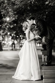 Michael and Miranda. Gorgeous, classic wedding photography by Stirling Photography.