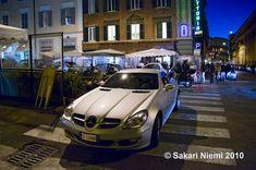 kriittistä matkaa: ROOMALAISPARKKEJA Car, Italia, Automobile, Autos, Cars