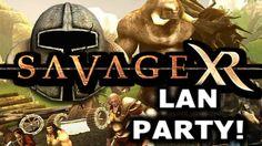 Savage XR got suggested for our most recent LAN party - and by Christ I'm glad it did. Savage: The Battle for Newerth is a 2003 video game combining aspects . Lan Party, Savage, Sky, Eyes, Heaven, Heavens, Cat Eyes