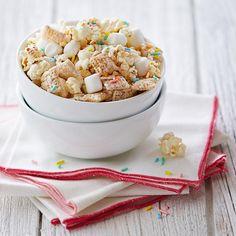 Funfetti® Marshmallow Popcorn from Pillsbury™ Baking