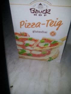 Ihr möchtet wissen wie meine Glutenfrei Pizza von Bauck Hof geworden ist dann schaut hier http://meinehexe64.blogspot.de/