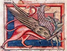 Project: Medieval Bestiary- There be Dragons! (Apr-May 09) - WetCanvashttp://www.wetcanvas.com/
