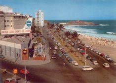 Arpoador, Rio de Janeiro, Brazil 60's