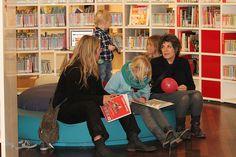Amsterdam Library, children's area