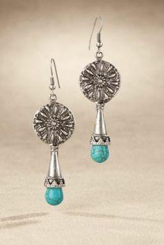 Silverado Earrings from Soft Surroundings