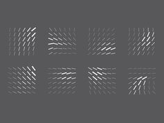 A graphical sequence in product design is evident in this image. It depicts a series of design that has the same tone of colour and the detail among the series. It uses the exact same shape, but executed in different ways and thickness strokes. By observing this I noticed how the stroke thickness really played a part in the sequence, each showing a different movement and thus dynamics within this composition is portrayed.