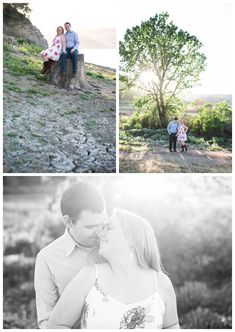Ahhhh I love all the colors and her dress!!! <3 Santa Margarita Engagement Photography | Kristina and Brian | Melissa Jean Photography | San Luis Obispo Wedding Photographer Santa Margarita, San Luis Obispo, Engagement Photography, All The Colors, Wedding, Valentines Day Weddings, Mariage, Weddings, Marriage