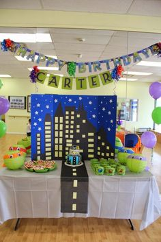 creativepartyplace.com: Teenage Mutant Ninja Turtles Birthday Party styled by Life with Lulu and Junebug