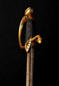 Napoleonic Swords and Sabers Collection: French 33 Th Light Infantry Officer sword