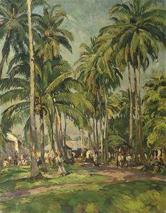 Artworks of Hans von Hayek (Austrian, 1869 - 1940)