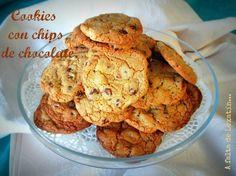 Cookies con chips de chocolate... irresistibles | Cocina