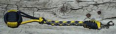 "Monkey Fist Paracord Tri Color 10"" Long 