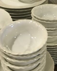 Haviland Ranson White bone china : limoges white porcelain dinnerware - pezcame.com