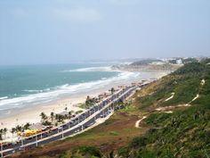 Praia de São Marcos, São Luís (MA)