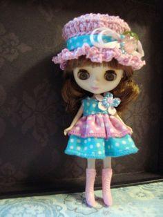 Petite Blythe Dress Set -  PastelBerry