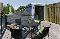 #Carlton #Loft, #Toronto Terrace, Toronto, Loft, Patio, Space, Outdoor Decor, Home Decor, Balcony, Floor Space