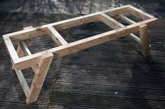 Image result for How to make a double Bee Hive stand