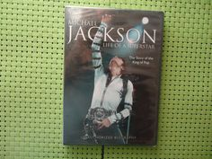 Michael Jackson Life of a Superstar Unauthorized Biography Brand New DVD