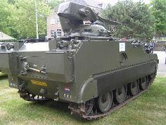 M113 Commando & Verkenning.