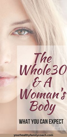 Whole30 for Women | Healthy Living and Healthy Eating | Whole30 Tips | Whole 30 #whole30 #woman #whole30woman #healthyeating