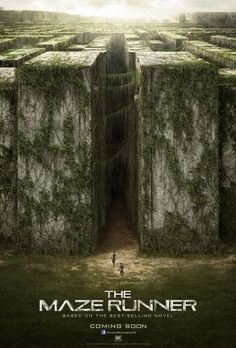 First Trailer and Poster for 'The Maze Runner' ~ MovieNewsPlus.com