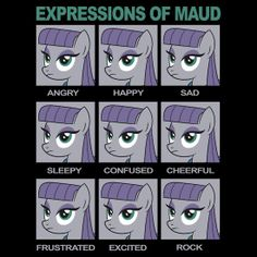 Maud Pie T-Shirt $11 My Little Pony tee at Unamee today only!
