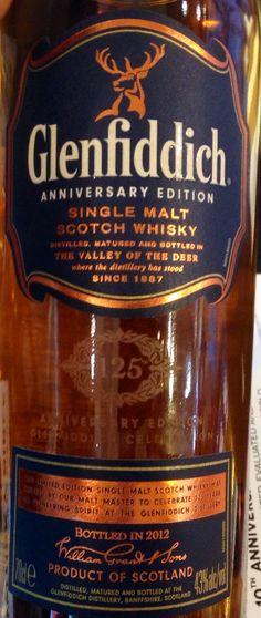 Glenfiddich 125th Anniversary Edition 43%