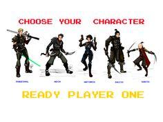 ready player one by AlexielApril.deviantart.com on @deviantART