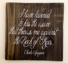 C.H. Spurgeon quote.