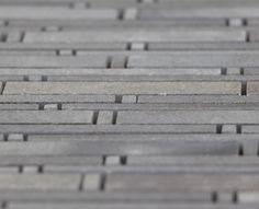 "Grey Matte Random Brick Pattern Marble Stone Tiles Product Description Sheet Size: 14 1/4"" x 12"" x 3/8"" Style Size: Random Finished: Tumbled HTCESMA6"