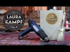 Shop Tips #1 // Wood Branding without a Branding Iron - YouTube