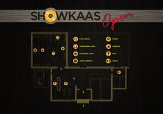 Showkaas Open Floorplan