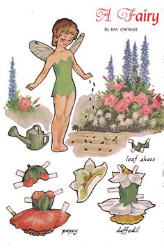 Jack & Jill magazine cut-outs - Lorie Harding - Picasa Web Albums