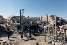 U.S. urges Russia to halt Syria sieges; Russia slams aid politicization 8/8/16