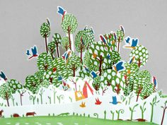 Pop up forest £16.50