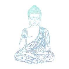 The Buddha - Spiritual Yoga Symbols and What They Mean - Mala Kamala Mala Beads