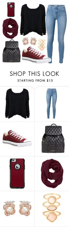 """""""Untitled #659"""" by bianca13-i ❤ liked on Polyvore featuring Alice + Olivia, 7 For All Mankind, Converse, Vera Bradley, OtterBox, Athleta, Anabela Chan and Monsoon"""