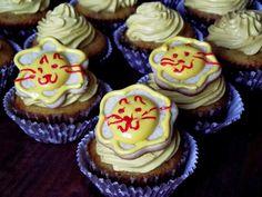 Briose pizza - CAIETUL CU RETETE Cupcakes, Desserts, Pizza, Food, Mascarpone, Tailgate Desserts, Cupcake Cakes, Deserts, Essen