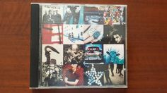 U2 – Achtung Baby CD EU 262 110 The Fly One Until End World Love Is Blindness