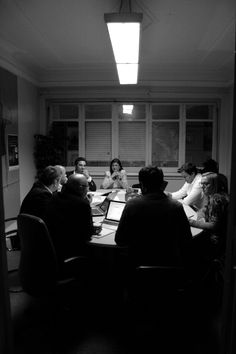 The Management meeting was running late as usual. Wipe Away, Running Late, March, Management, Meet, Board, Mac, Planks