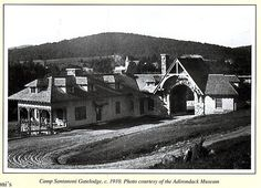 All Points North - Adirondack's Great Camp Santanoni