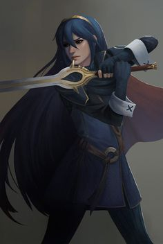 Lucina by yagaminoue on DeviantArt