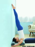 Yoga for Anxiety - Skin care and fitness - Yoga Sequences, Yoga Poses, Wall Yoga, Different Types Of Yoga, Improve Mental Health, Yoga Journal, Iyengar Yoga, Yoga Everyday, Yoga Fashion