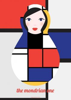 mondrian matrioska