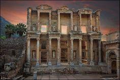 https://flic.kr/p/LFopDQ | Biblioteca de Celso | Efeso -Turquía-