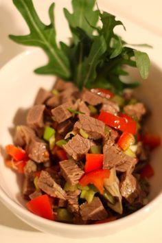 Beef Salad - Rindfleischsalat