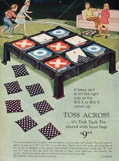 Toss Across.